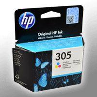 HP 3YM60AE Tintenpatrone 3-farbig No. 305