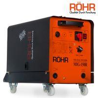 Röhr MIG-150R - Fülldraht-Schweißgerät für MIG-Schweißen - mit Gas - DC - 240 V - 150 A