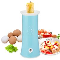 Elektrisch Eier Brötchen Hersteller Aufpoppen Eier Master Roller PTC-Schnellaufheizung Frühstück, das Maschine herstellt Einfach Omelettkocher Küchenwerkzeug Für Kinder & Erwachsene