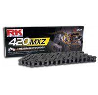 RK Kette MXZ 420 Teilung 132 Glieder offen mit Clipschloss