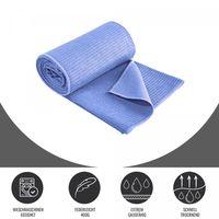 Yoga Handtücher in verschiedenen Farben Farbe - Blau
