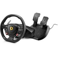 Thrustmaster Ferrari T80 488 GTB Edition - Lenkrad- und Pedale-Set - kabelgebunden - PC und  Sony PlayStation 4