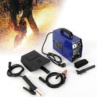 Mini Inverter Schweißgerät Handheld Elektrodenschweißgerät mit Schweißhelm Schweißgerät IGBT Elektroden Welder 20-120A MMA