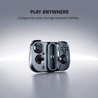 Razer Kishi for iOS Gaming Controller für Smartphones, Farbe:Schwarz