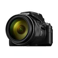 Nikon Coolpix P950  (Lieferung nur an Gesellschafter mit Nikon SD2 - Vertrag), Farbe:Schwarz
