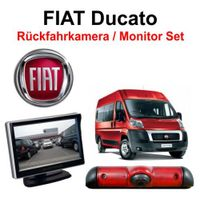 Ampire Rückfahrkamera  Monitor Set Fiat Ducato Citroen Jumper Peugeot Boxer