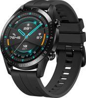 Huawei Watch GT2 46mm Sport Smartwatch, Schwarz