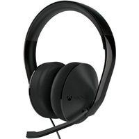 Microsoft MS One Stereo Over-Ear Headset 3,5-mm Klinke für Xbox Schwarz