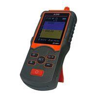 JD-3001 Multifunktionaler Geigerzaehler und elektromagnetischer Strahlungsdetektor Temperatur- und Feuchtigkeitsmessgeraet mit Datenexportfunktion