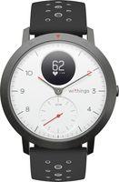Withings Steel HR Sport  Multi-Sport Hybrid Smartwatch GPS weiß - wie neu