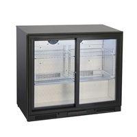 GI Barkühlschränk mit 2 Schiebetüren