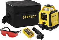 Stanley DIY Rotationslaser, rot