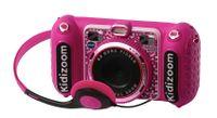 VTech KidiZoom Duo DX-Kamera rosa 15 cm