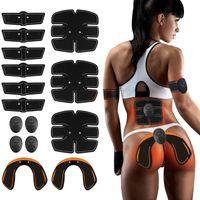 15tlg. Muskel Trainingsgerät Damen po push up Bauchmuskel Trainer Fettreduktion Damen Herren