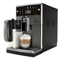 Saeco PicoBaristo Deluxe SM5572/10 Kaffeevollautomat, Farbe:Anthrazit