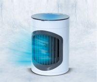 Livington SmartChill   kompaktes Luftkühlsystem   3 Geschwindigkeits- und Kühlungsstufe   mobil   waschbarer SMART-Filter   LED-Nachtlicht   Das Original aus dem TV