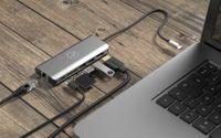 Adapter USB-C 6 Ports Mini Dock