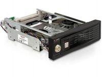 """DeLOCK 5.25 Mobile Rack for 3.5 SATA HDD - Mobiles Speicher-Rack - 8.9 cm ( 3.5"""" )"""