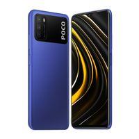 "Xiaomi Poco M3 64GB Cool Blue Handy 6,53"" Dual SIM Smartphone"
