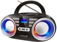 Cyberlux CD-Player CD-Radio Tragbares Kinder Radio Kompaktanlage