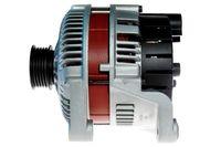 HELLA 8EL 011 711-551 Generator, 14V / 150A, Keilrippenriemenscheiben-Ø: 53mm