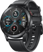 Honor MagicWatch 2 46 mm, 3,53 cm (1.39 Zoll), AMOLED, Touchscreen, 4 GB, GPS, 41 g