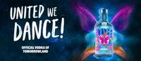 Absolut Vodka Tomorrowland 2021 Edition 0,7 L