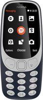 "Nokia 3310 (2017) Dual-SIM Dunkelblau [6,1cm (2,4"") TFT Display, Nokia Series 30+, 2MP Hautpkamera]"