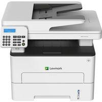 LEXMARK MB2236ADW Laserdrucker - Multifunktional - Monochrom - Wi-Fi - Vorderseite / Rückseite