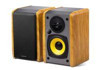 Edifier R1010BT - Verkabelt & Kabellos - 3.5mm/Bluetooth - 24 W - 70 - 20000 Hz - Holz