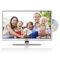 Lenco HD LCD-TV 70cm (28 Zoll) DVL-2862, 50 Hz, CI+, Farbe: Weiß