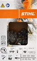 Stihl 36900000064 Sägekette 23 RS Pro .325 Zoll Super Pro 1,3 mm 64 TG 38 cm