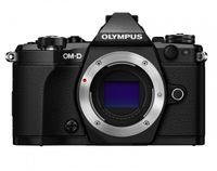 Olympus OM-D E-M5 Mark II, 16,1 MP, 4608 x 3456 Pixel, Live MOS, Full HD, Touchscreen, Schwarz