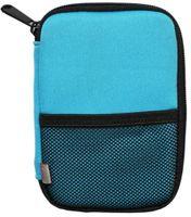 Hama Memory Card Pocket, Large, Blue, Blau, Neopren