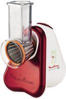Moulinex DJ756G Fresh Express Plus Universalschneider metallic-rot/weiß