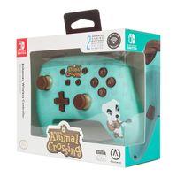 Animal Crossing Enhanced Wireless Controller türkis - Nintendo Switch