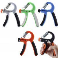 Handtrainer Fingertrainer- Hand Unterarm Trainingsgerät Grip Griffkraft Trainer - Fingerhantel Training Unterarmtrainer für Fitness Krafttraining Zufällige Farbe -R