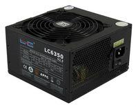 LC Power Super Silent Series LC6350 V2.3 - Stromversorgung ( intern ) - ATX12V 2.3 - 80 PLUS - 350 Watt - aktive PFC