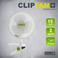 GHP Garden High Pro Clip Fan Vent Ventilator 15 Watt Umluftventilator Tischventilator Grow Box