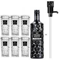 Three Sixty Vodka Pumpe Flaschenpumpe für 3 L Flaschen