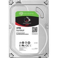 """Seagate IronWolf Festplatte - 3,5"""" Intern - 3 TB - SATA (SATA/600) - 5900U/Min - 64 MB Puffer"""