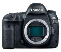 Canon EOS 5D Mark IV, 30,4 MP, 6720 x 4480 Pixel, CMOS, 4K Ultra HD, 800 g, Schwarz