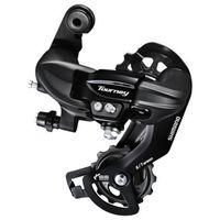 Shimano Tourney Schaltwerk RD-TY300 6/7-fach mit Adapter oder Direktmontage Top Pull Fahrrad, Ausführung:Direktmontage
