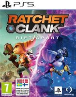 Ratchet Clank Rift Apart [FR IMPORT]
