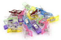 Wonder Clips - 20 Stück farblich bunt gemischt