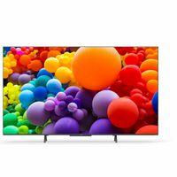 TCL 65C722 4K/UHD QLED Fernseher [65 Zoll] Smart TV HDR Silber
