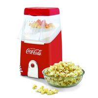 Salco COCA-COLA Retro SNP-10CC Popcornautomat rot 1200 Watt