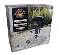 Premium Kugelgrill Holzkohlegrill Grillwagen Gartengrill Standgrill Barbecue