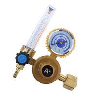 Argon Schutzgas Druckminderer mit Manometer für MIG MAG WIG TIG Schweißgerät, Lange Lebendauer