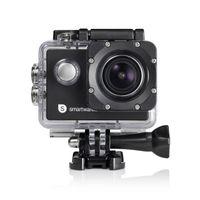 Smartwares CWR-39002 Action-Kamera, 4K Ultra HD, 90 fps, WLAN, 900 mAh